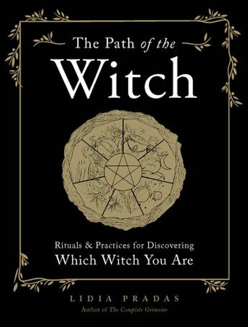 The Path of the Witch by Lidia Pradas