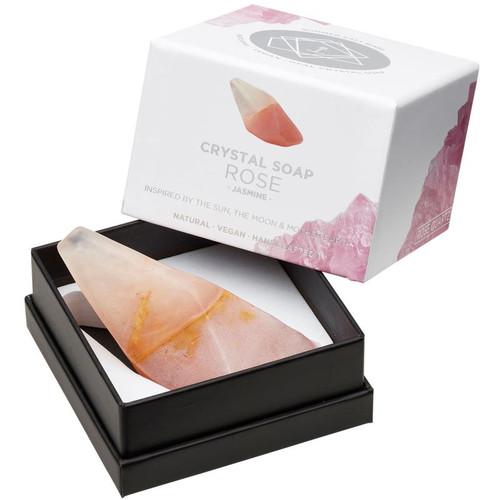 Rose Crystal Soap