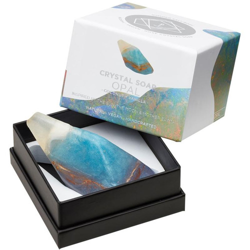 Opal Crystal Soap