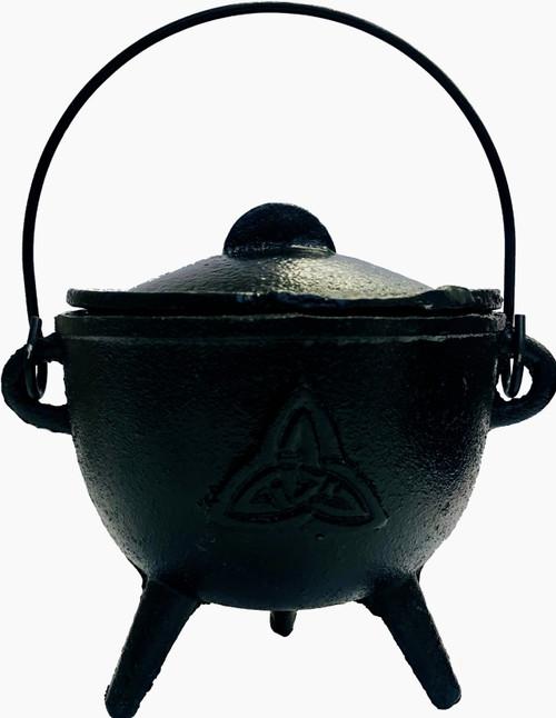 Cauldron - Triquetra Cast Iron