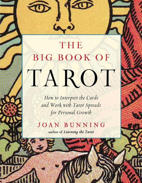 The Big Book of Tarot by Joan Bunning