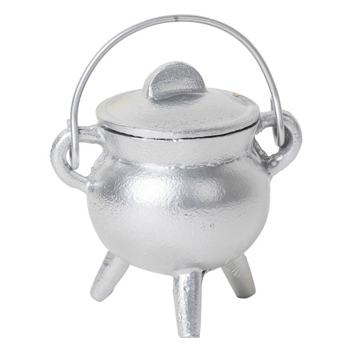 Cauldron - Cast Iron Silver