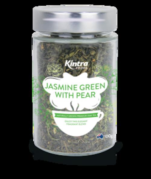 Kintra Foods Jasmine Green with Pear Tea