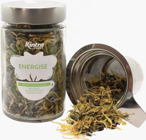 Kintra Foods Energise Tea