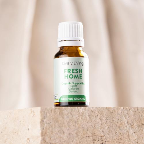 Fresh Home Organic Essential Oil Blend