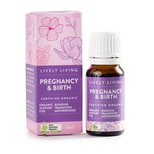 Pregnancy & Birth Organic Essential Oil Blend