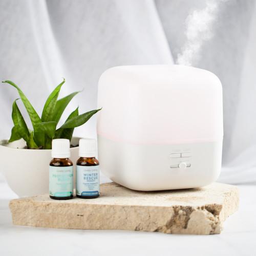White Aroma-Dream + Winter Rescue Oil