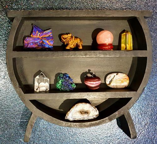 Cauldron Wooden Wall Display