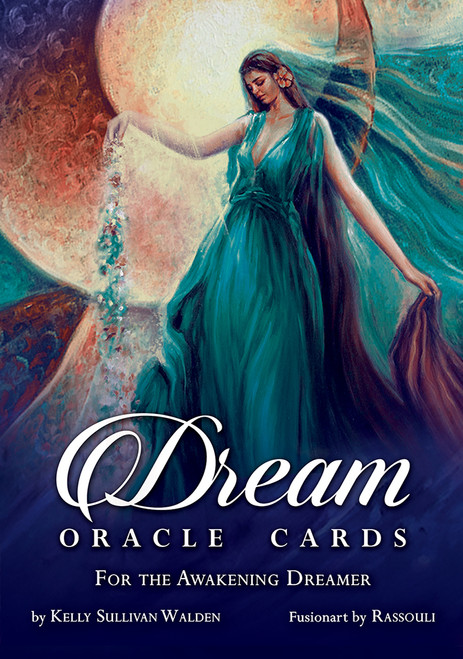 Dream Oracle Cards by Kelly Sullivan Walden