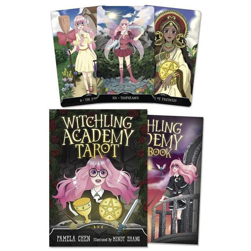 Witchling Academy Tarot by Pamela Chen