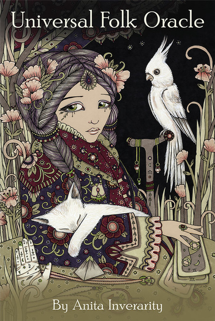 Universal Folk Oracle by Anita Inverarity