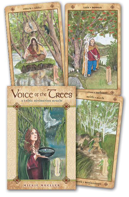Voice of the Trees by Mickie Mueller