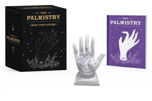 Tiny Palmistry: Read Your Future! by Nikki Van De Car