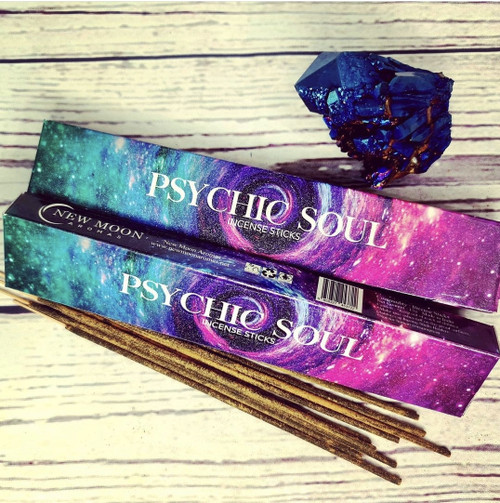 New Moon Aromas Psychic Soul Incense