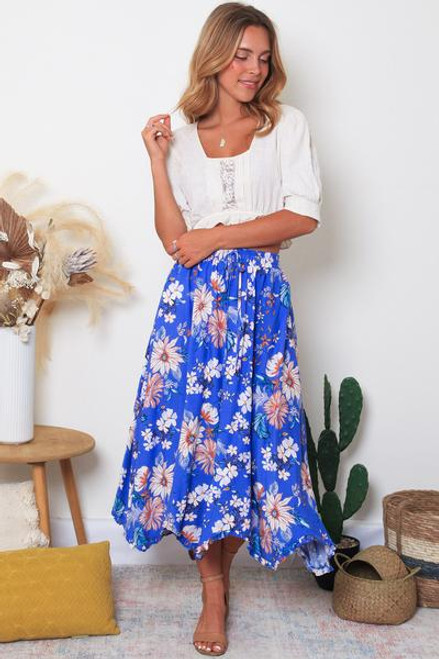 Patricia Midi Skirt