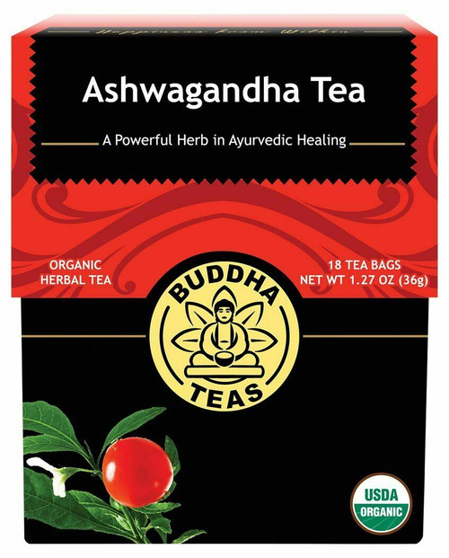 Organic Ashwagandha Tea