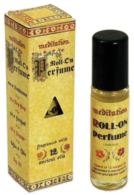 Meditation Roll-on Perfume 11ml