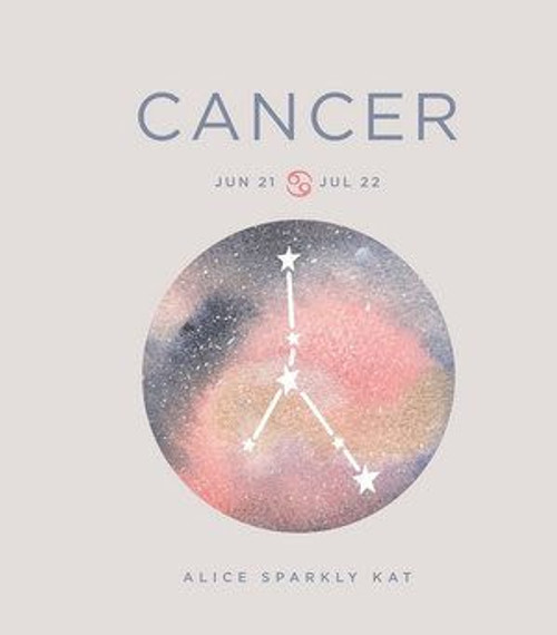 Cancer Zodiac Series Book