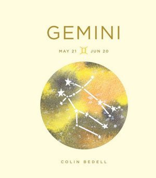 Gemini Zodiac Series Book
