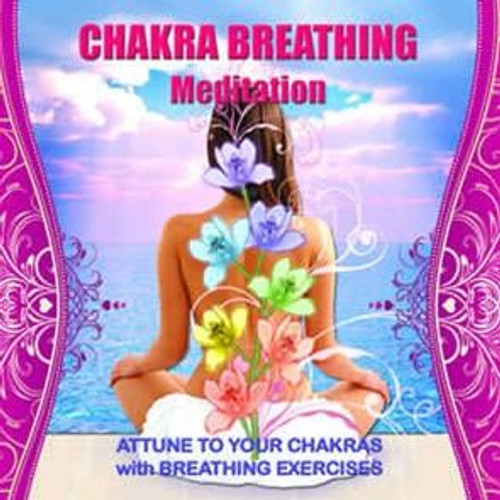 Chakra Breathing Meditation CD by Olga Thomas and James Wild