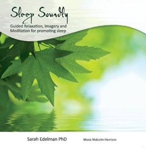 Sleep Soundly CD by Sarah Edelman PhD