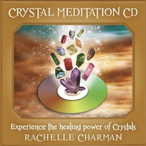 Crystal Meditations CD by Rachelle Charman
