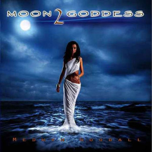Moon Goddess 2 CD by Medwyn Goodall