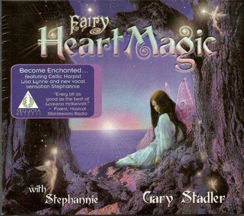 Fairy Heart Magic CD by Gary Stadler with Stephanie