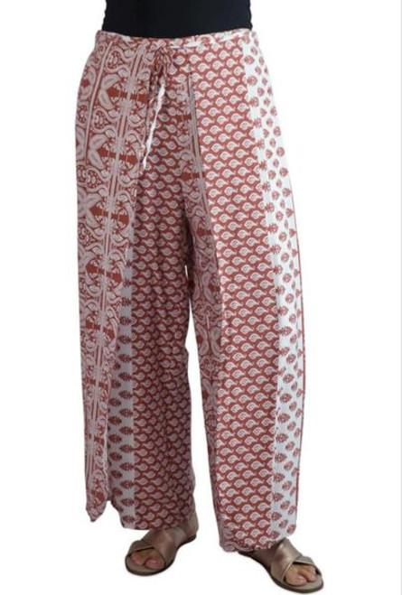 Sundrenched Wrap Pants Sienna Shanti Freesize 10-16