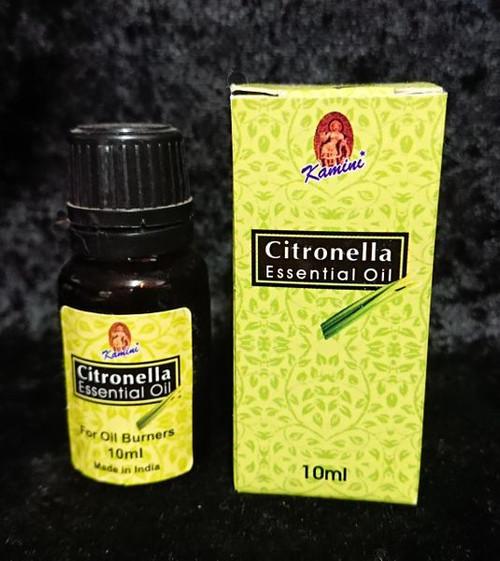 Kamini Aromatics Citronella Essential Oil 10ml