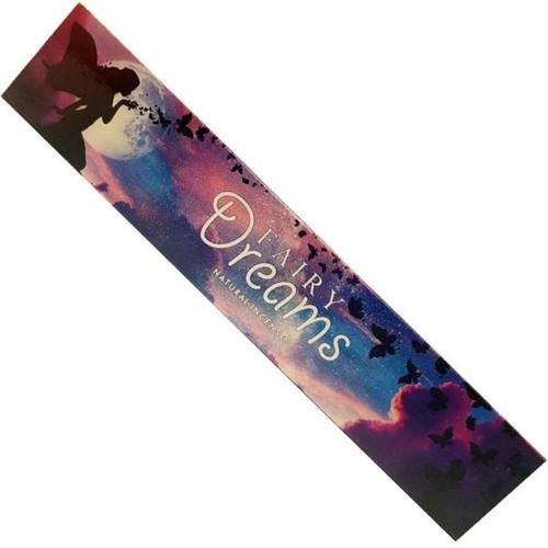 New Moon Aromas Fairy Dreams Incense Sticks