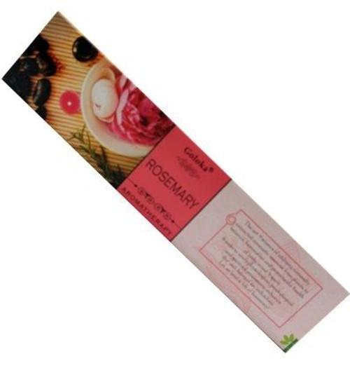 Goloka Rosemary Incense Sticks