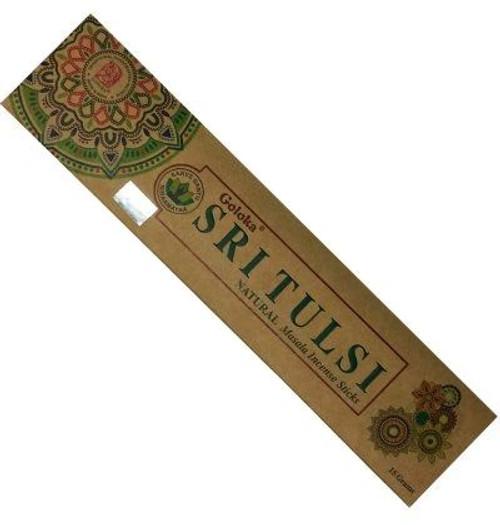 Goloka Sri Tulsi Incense Sticks