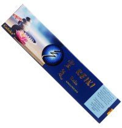 Goloka Raku Reiki Grounding Incense Sticks