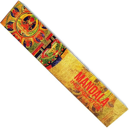 New Moon Mandala Incense Sticks