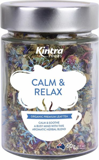 Kintra Foods Calm & Relax Tea
