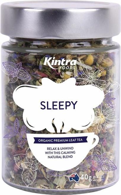 Kintra Foods Sleepy Tea
