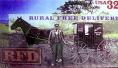 32 Cent Centennial Stamp Magnet