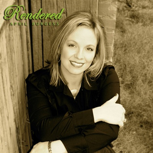 April Burgess' CD