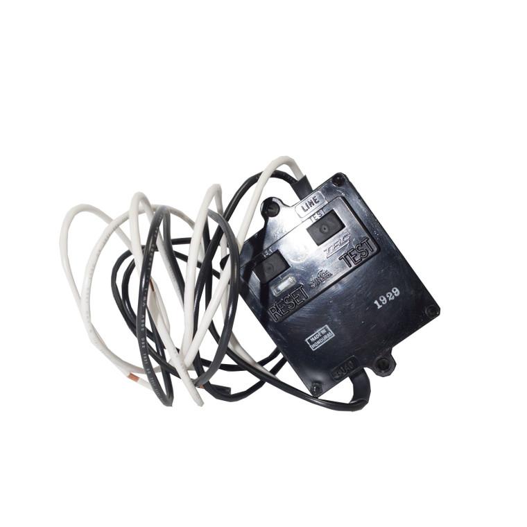 gfci 20 amp for boat lift control