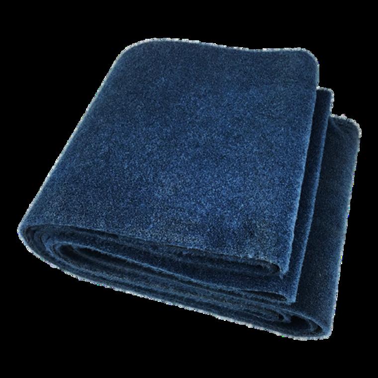 carpet for hull pads