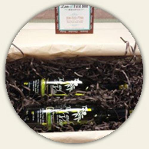 Premium Olive Oil & Balsamic Vinegar Gift Set