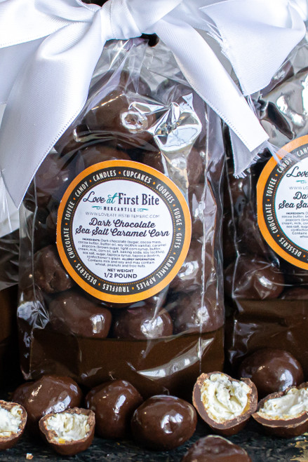 1/2lb crunchy sweets at Love At First Bite Mercantile in Idaho Falls, Idaho