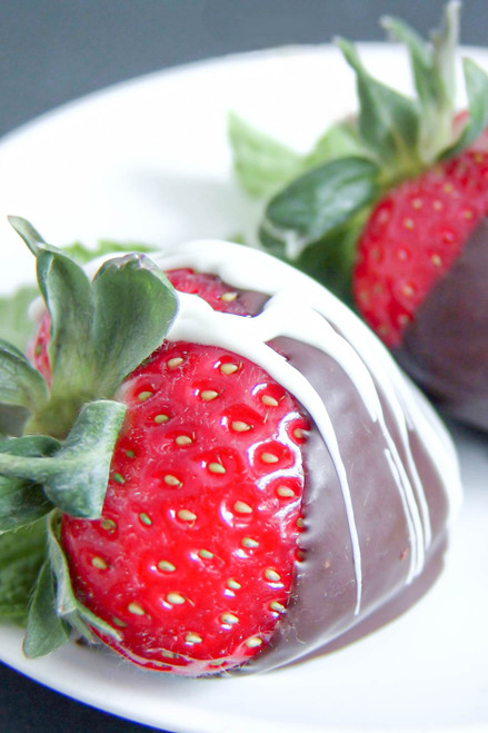 Chocolate Covered Strawberries available at Love At First Bite Mercantile in Idaho Falls, Idaho
