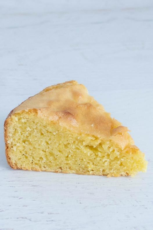 Mediterranean Lemon Olive Oil Cake