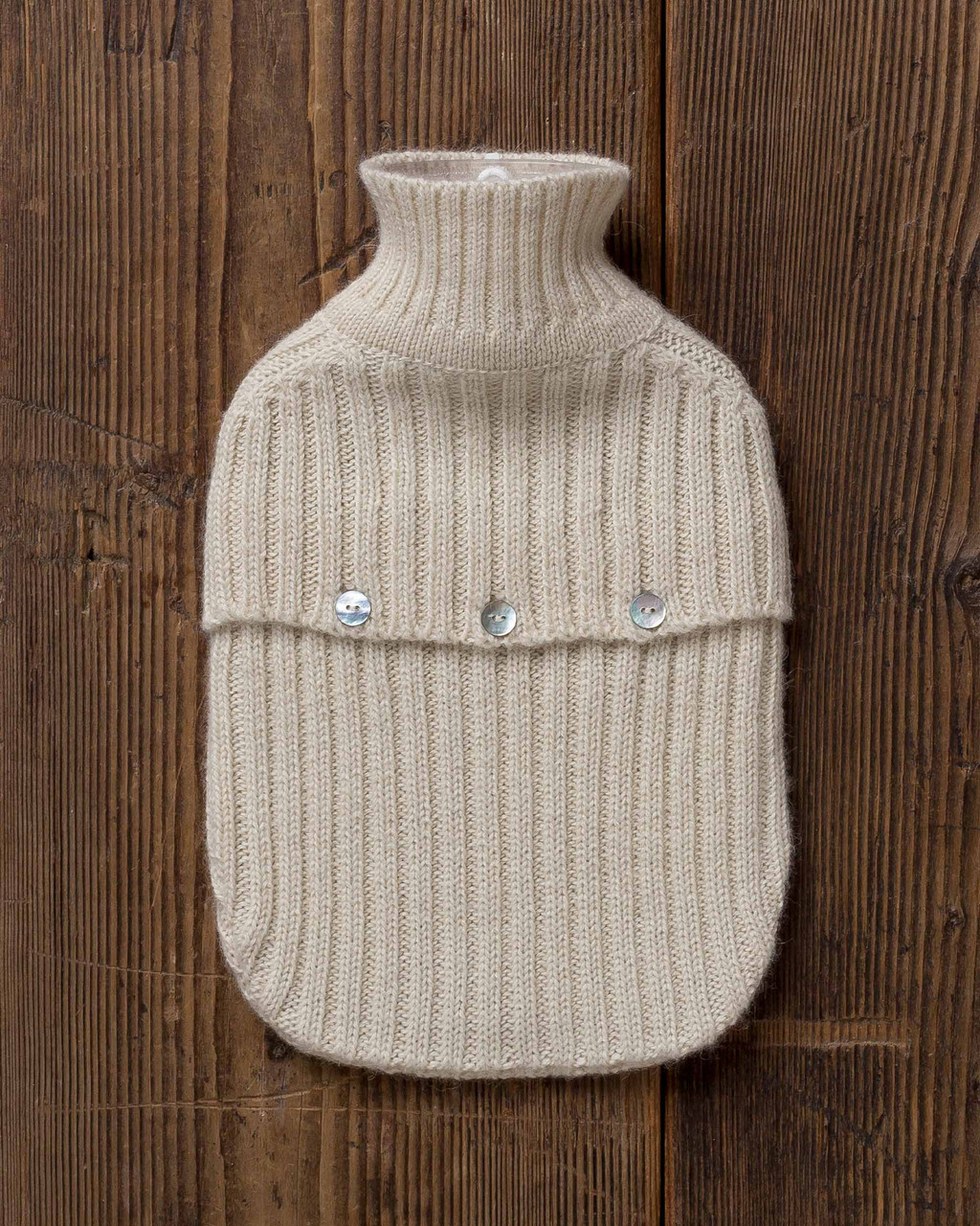Alicia Adams Alpaca Hot Water Bottle, alpaca gift items, alpaca hot water bottle cover, fair trade made in peru, ivory alpaca hot water bottle