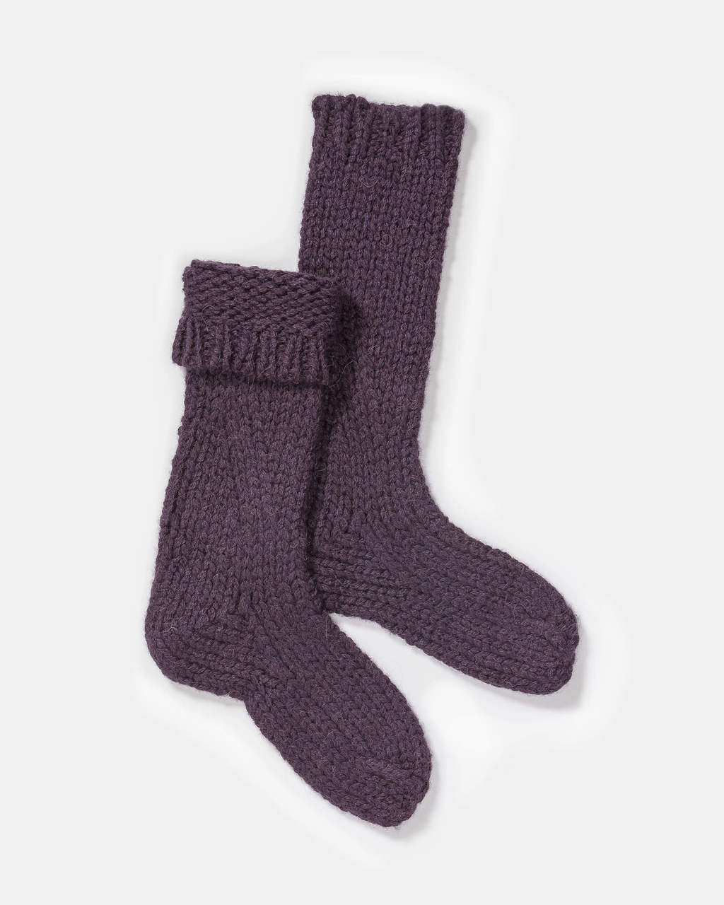 Alicia Adams Alpaca Lounge Sock, alpaca socks, womens alpaca socks, alpaca socks men, alpaca wool socks, dark purple alpaca socks