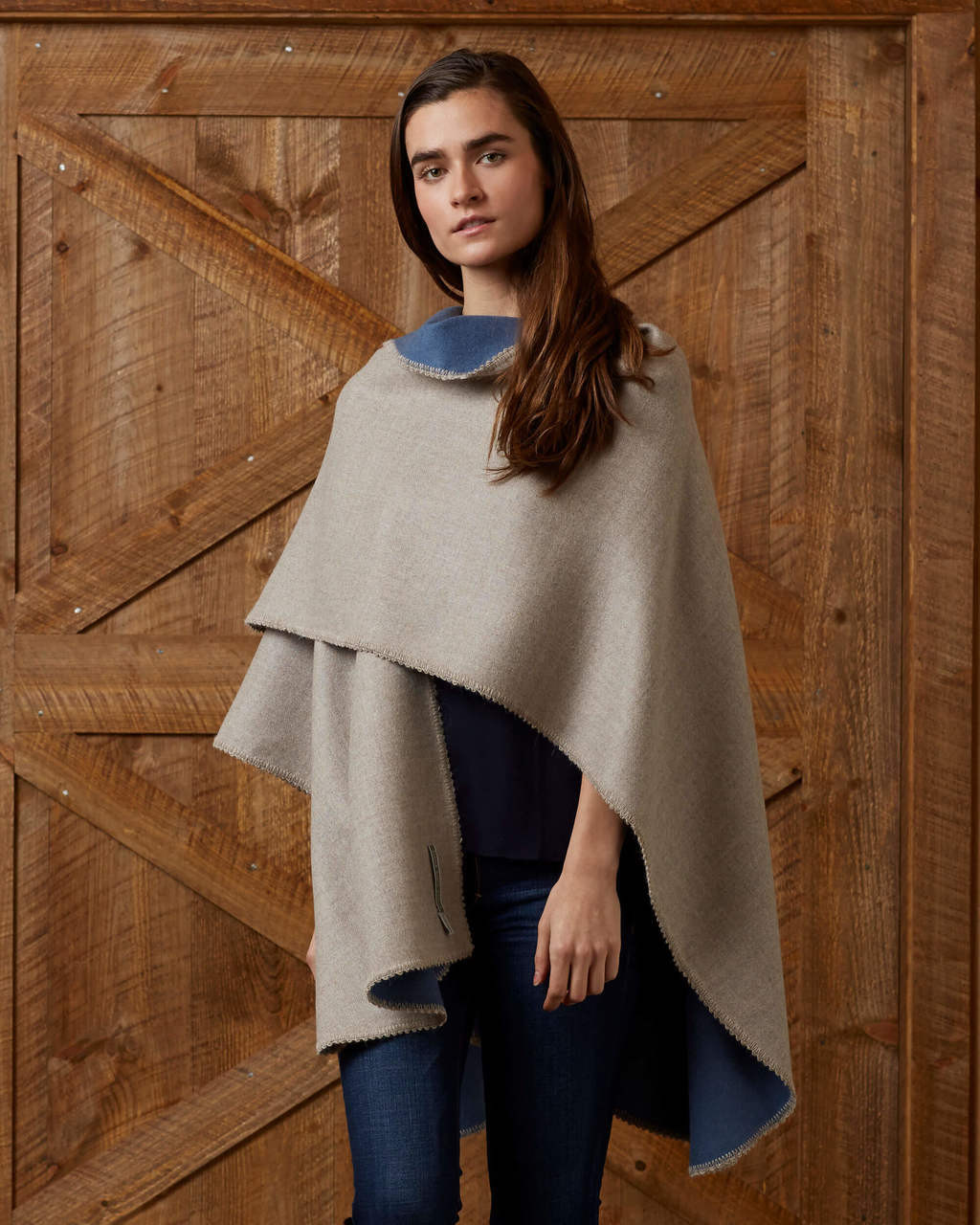 Double Sided Cape CLEARANCE FINAL SALE
