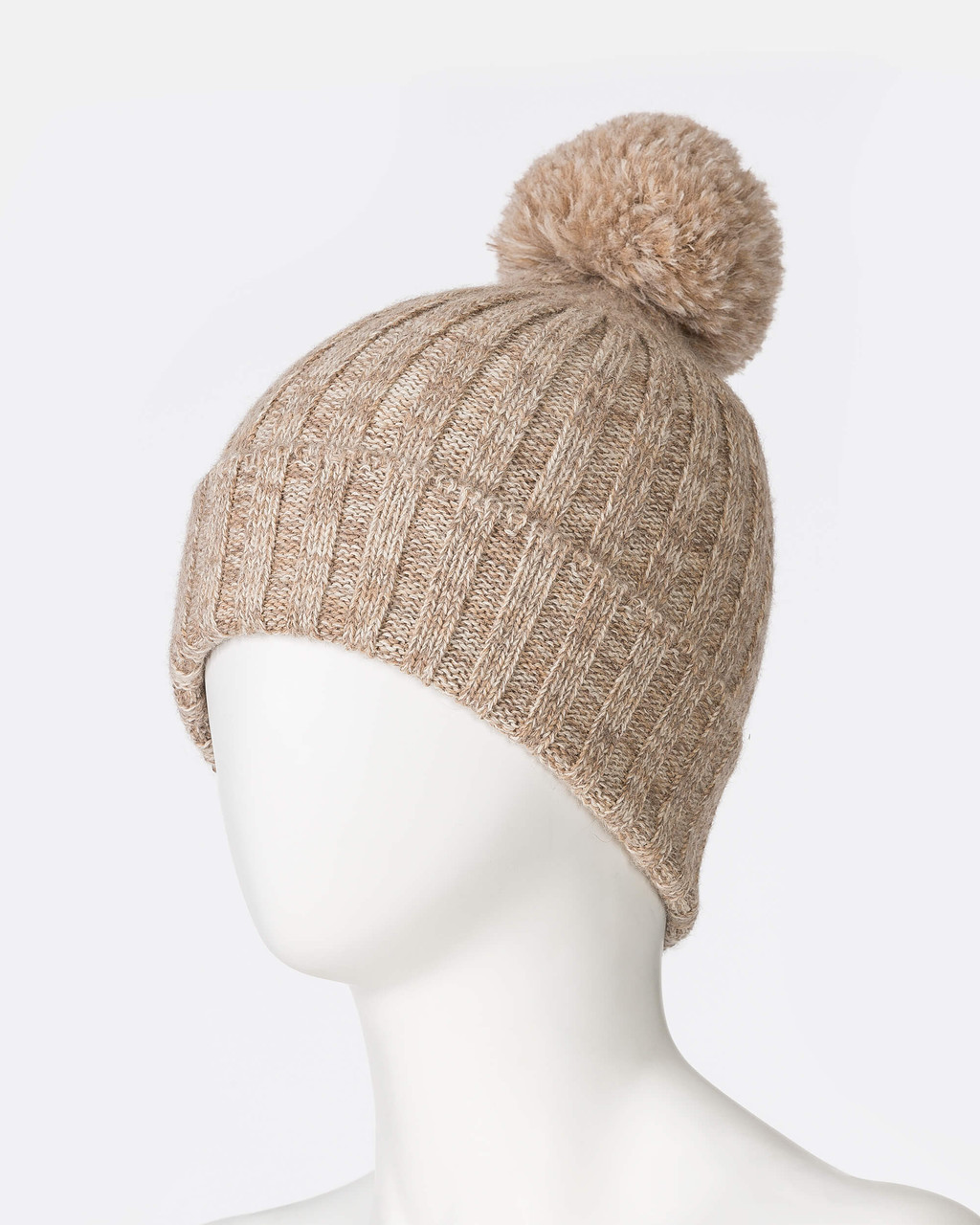 alicia adams alpaca davos hat, womens beanie hat, alpaca beanie hat,  all fair-trade made hat, alpaca vs cashmere, taupe tan alpaca hat