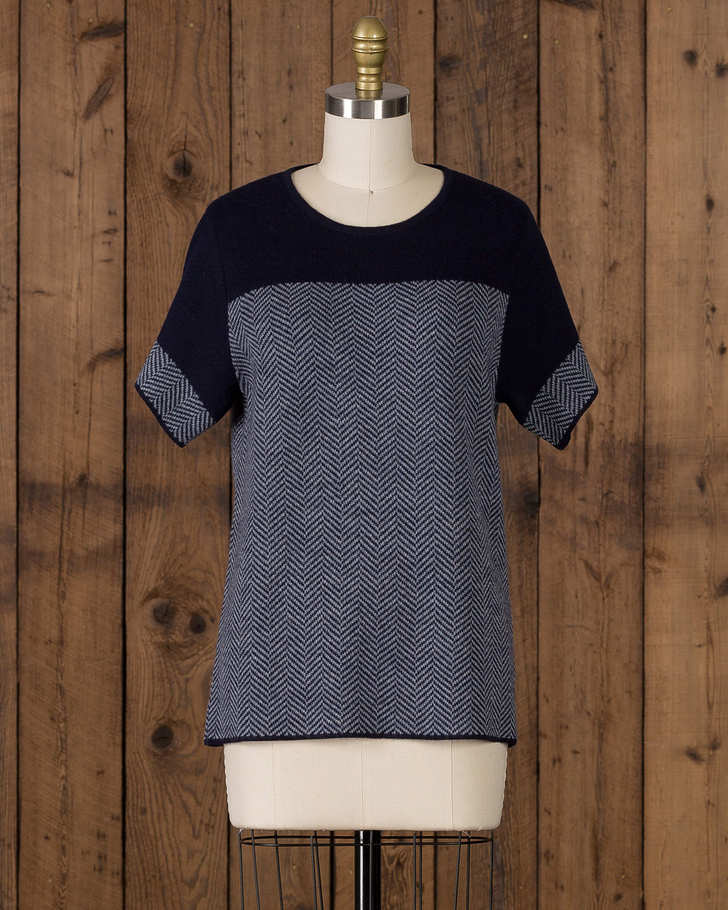 alicia adams alpaca alana top, womens alpaca sweater, lightweight womens alpaca top, alpaca sweater, alpaca vs cashmere, navy blue womens alpaca top